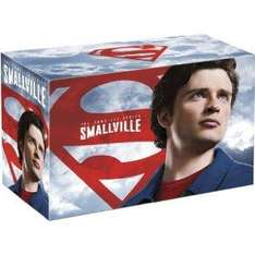 Smallville season 1-10 DVD. £64.97 with Free delivery at Amazon
