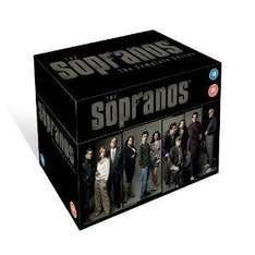 The Sopranos - HBO Complete Season 1-6 for £41.97 @ Amazon (not BF deal)