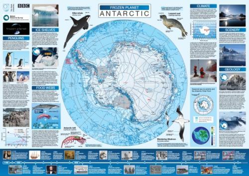 Free Frozen Planet poster