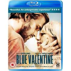 Blue Valentine on Blu-Ray only £5.59 at Play.com