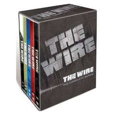 The Wire: Complete HBO Season 1-5 [DVD] - £43.97 Delivered @ Amazon