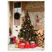 Half Price 6ft Artificial Windsor Fir Tree. £25 from Tesco. Great quality!