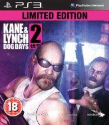 Kane And Lynch 2: Dog Days [Limited Edition] PS3 £3.99 Delivered @ Bee.com