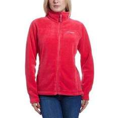 Berghaus Activity Polartec Fleece Women's Interactive Jacket Amazon £3.49
