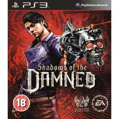 Shadows of the Damned (PS3 & 360) £12.99 @ Amazon