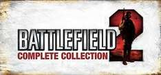 Battlefield 2: The Complete Collection £7.49 @ Steam