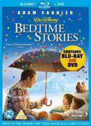 Bedtime Stories Combi Pack [Blu-Ray + DVD] for £2.99 Delivered @ Bee.com