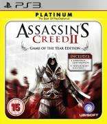 Assassins Creed 2 PLATINUM ps3 NEW £9.85 + Free P&P @ The Hut