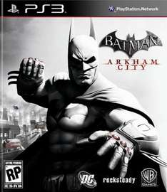 """Batman Arkham City New And Sealed """"TODAY ONLY"""" - £30 @ Grainger Games"""