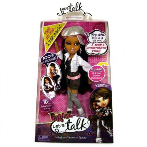 Bratz let's talk doll - £15.99 @ B&M (Instore)