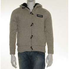 Dissident Casual Jacket with Fur Lined Toggle £29.99 at Bargain Crazy