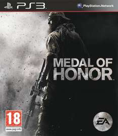 Medal of Honor PS3 - £7.99 instore @ Sainsburys