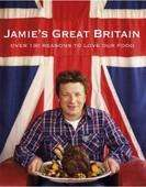 Jamie's Great Britain hardback cook book £7.00 with free P&P at Sainsburys online entertainment