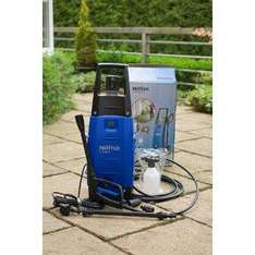 Nilfisk C110 3-5 X-Tra Pressure Washer with 1400 Watt Motor £ 49.99 inc delivery@amazon