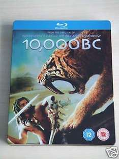 10,000BC, Black Hawk Down or Death at a Funeral Preowned Blu-Ray's  (replay) for £1.99 each @ Thats Entertainment