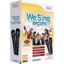 We Sing Encore With 2 Microphones For Nintendo Wii - £26.78 Delivered @ The Hut.com (Plus 2% Quidco)