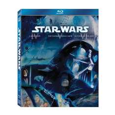 Amazon.com - Star Wars: The Original Trilogy (Episodes IV - VI) [Blu-ray]£24.52