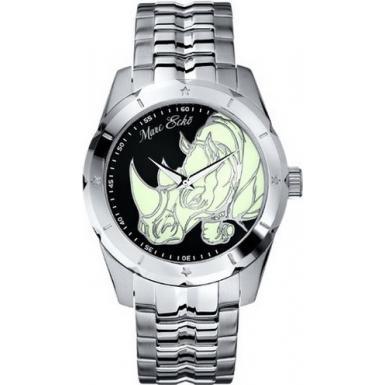 Marc Ecko Mens Black Steel Watch E09501G2 £44.99 @ Watches2u