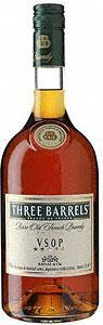Three Barrels Brandy VSOP 70cl £10 @ Morrisons