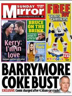 Sunday newspaper offers - see post - Mirror/ Telegraph/ Express/ Mail/ Star/ People