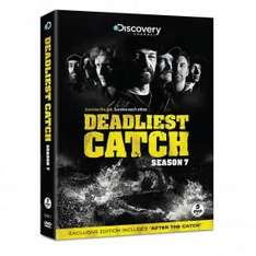 Deadliest Catch: Series 7 (Boxset) [DVD] £10.99 @ ChoicesUK