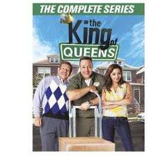 King of queens complete series 1- 9 - £28.55 @ Amazon US