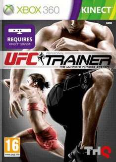 UFC Personal Trainer (KINECT) £16.19 @ GAME