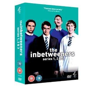 The Inbetweeners - Series 1-3 - Complete [DVD] £11.67 at Amazon