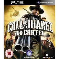 Call of Juarez : The Cartel - PS3  - £8.88 Delivered @ Amazon Jersey