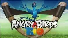 Unlock 15 New Levels on Angry Birds Rio!