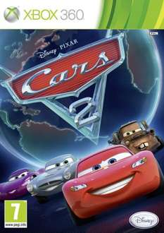 Cars 2 Microsoft Xbox 360 @ SIMPLYGAMES.COM - £12.99 - delivered