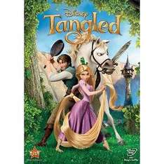 £5 Offer Chart DVDs @ Sainsbury's including; Tangled, On Stranger Tides, Unknown, Source Code, Cars and many more.