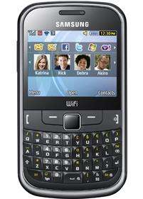 Samsung S3350 Chat 335 Black Only £7.50 / month (Capped) Plus today only £103 topcashback available @ Tesco