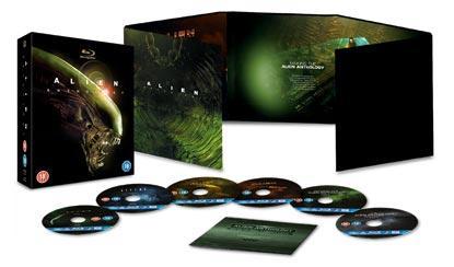 Alien Anthology (6 Disc Box Set Blu-ray) £13.95 delivered @ Zavvi