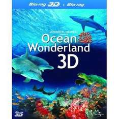 Ocean Wonderland - (Blu-ray 3D + Blu-ray)  - £11.99 @ Play.com/Amazon.co.uk