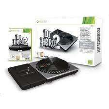 DJ Hero 2 Bundle for Xbox 360 - £16.01 delivered @ GAME using code