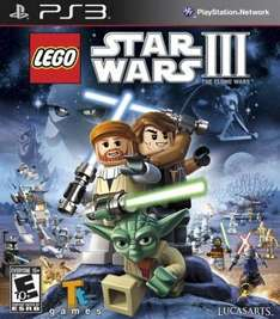 Lego Star Wars III - Clone Wars £17.99 PS3  @ 365 Games
