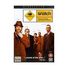 Snatch - Two Disc Set [DVD] £1.49 delivered @ Bee