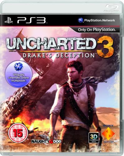 Uncharted 3: Drake's Deception - £24.85 @ Zavvi