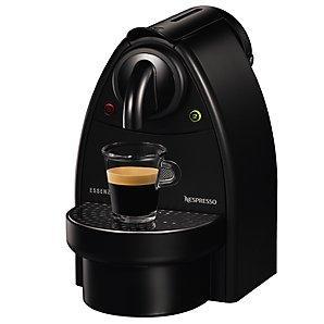 £40 Nesspresso Club credit with every machine = Essenza at £64.99 inc £40 of coffee @ JL.