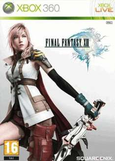 Final Fantasy 13 Xbox 360 £7.99 USED @ GAME
