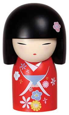 Kimmidolls Kokeshi Japanese accessories from £1 @ Temptation Gifts
