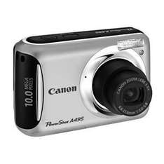 Canon Powershot A495 Digital Camera in Silver SAVE £70.00 ( Was £119.95 ) £49.95 @jessops