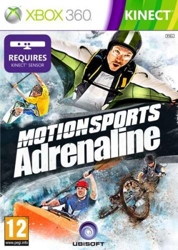 Motion Sports: Adrenaline (Kinect) Xbox 360 14.95 @ Zavvi.com