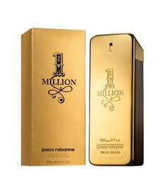 Paco Rabanne - 1 Million EDT 200ml (largest bottle) - £53.99 delivered with code @ The Perfume Shop