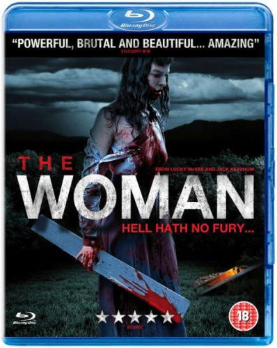 The Woman Bluray £5.95, dvd £4.95, must see horror movie @ Zavvi