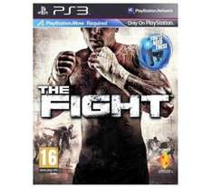 THE FIGHT - PS3 MOVE GAME - £9.99 @ Argos/Ebay