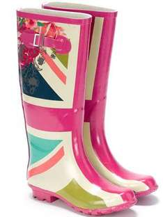 Monsoon wellies at half price, with free del. Bargain?