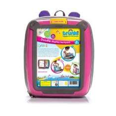 Trunki GoVinci Backpack and Drawing Board - Pink and  Blue £9.99 From Home Bargains