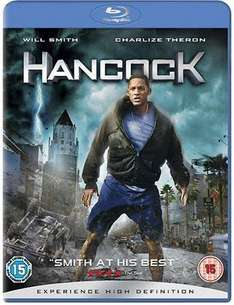 Hancock Blu Ray Thats Entertainment £2.99 delivered (PreOwned)